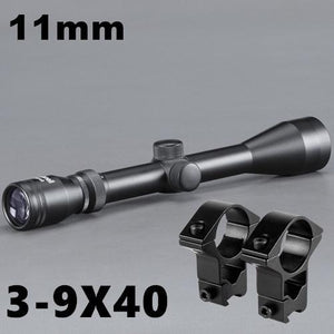 Bushnell Rifle Scopes Multiple Models, Color - 3-9X40 with 11mm Hunt Gear Store