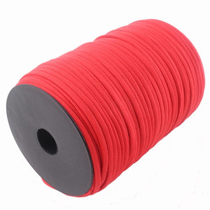 100m Spools Paracord 550 Rope Parachute Cord Lanyard 7 Strand Paracord Hunt Gear Store