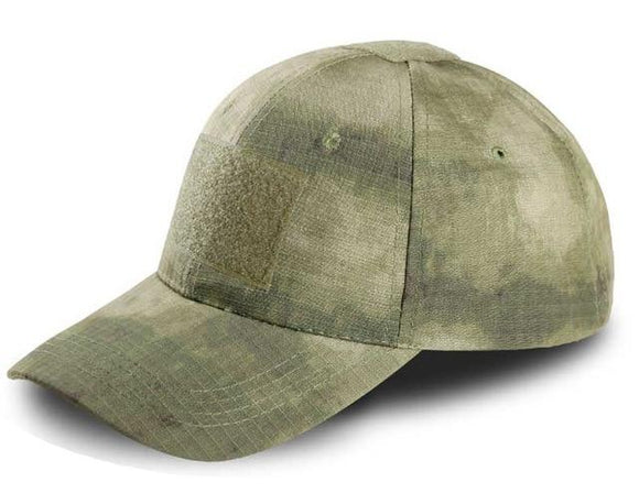 Multicam Military Camouflage Hats For Men Snapback, Color - 4