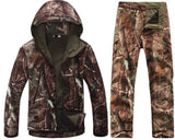 Winter Hunting Sets Waterproof Camouflage - Free + Shipping Hunt Gear Store
