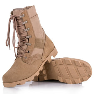 Men Hunting Tactical Boots Camouflage Lacing Climbing Wear Hunt Gear Store