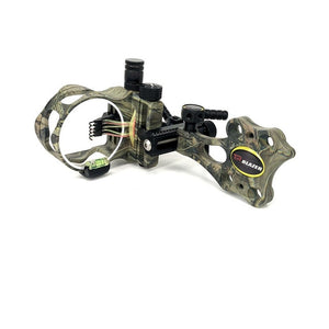 Archery Hunting Compound Bow Sight 5 Pin CNC Machining Hunt Gear Store