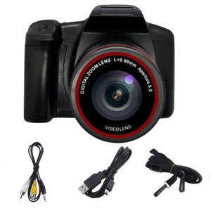 Portable Digital Camera Camcorder Full HD 16X Zoom