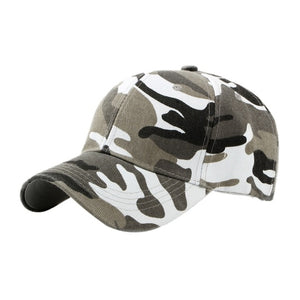 Outdoor Hiking  Hat Camouflage
