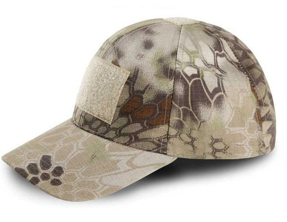 Multicam Military Camouflage Hats For Men Snapback, Color - 6