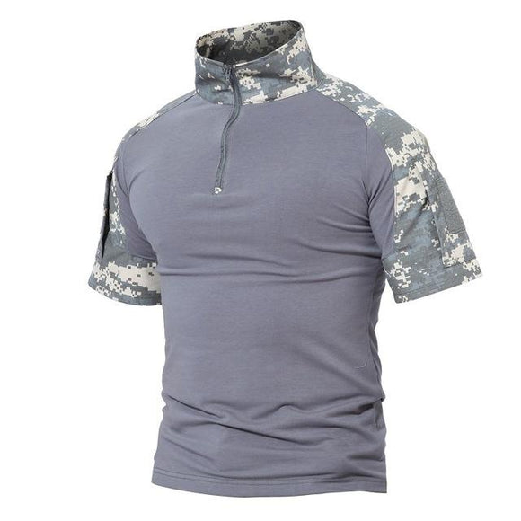 Camouflage Shirts Outdoor Hunting T-Shirt , Color - ACU Hunt Gear Store