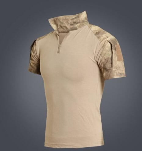 Camouflage Shirts Outdoor Hunting T-Shirt , Color - AU Hunt Gear Store