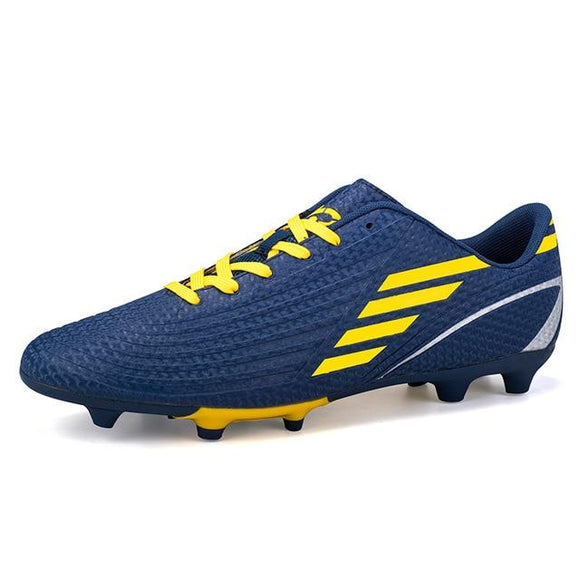 Soccer Shoes for Sale Kids Cleats Outdoor, Color - Blue Hunt Gear Store