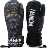 Snow Snowboard Gloves Hand Warmer
