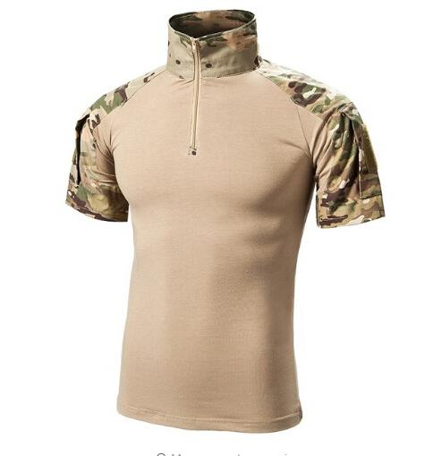 Camouflage Shirts Outdoor Hunting T-Shirt , Color - CP Hunt Gear Store