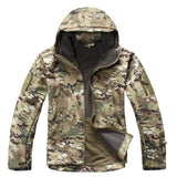 Tactical Sets Men's Camouflage Hunting Clothes Military Suit Jacket Or Pants, Color - CP