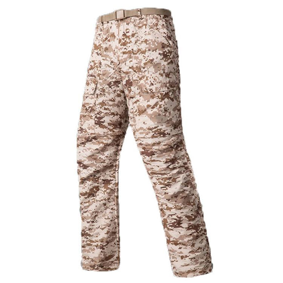 Hunt Gear Store Men Pants Quick Dry Camouflage , Color - Camo Desert