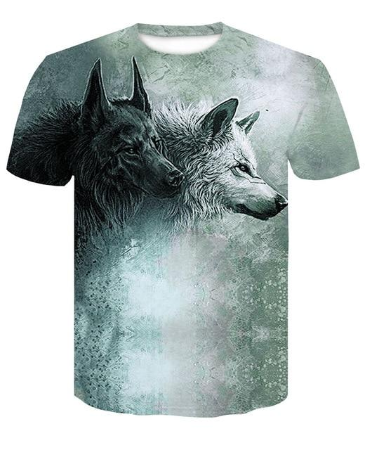 3D Men's T-Shirt HuntZing, Color - DT088