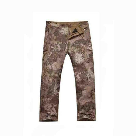 Men's Camouflage Hunting Clothes Color - Desert Python21