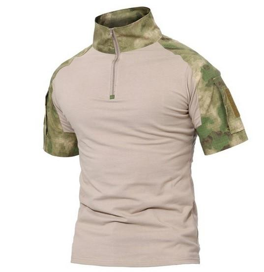 Camouflage Shirts Outdoor Hunting T-Shirt , Color - FG Hunt Gear Store