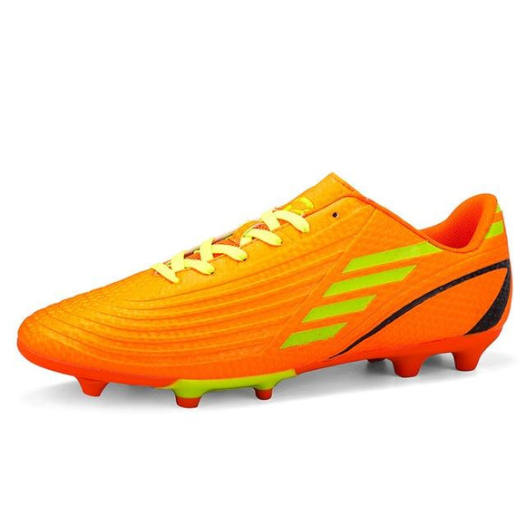 Soccer Shoes for Sale Kids Cleats Outdoor, Color - Orange Hunt Gear Store