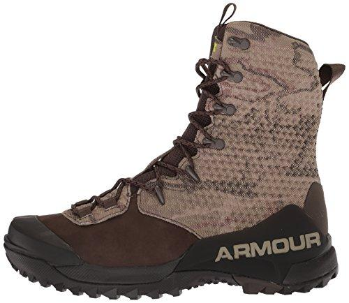 Under Armour Men's Infil Ops Gore-tex Ankle Boot, Color - Ridge Reaper Camo Ba (900) Maverick Brown