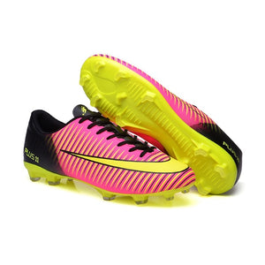 Superfly Chuteira High Quality Men Soccer TF Kids