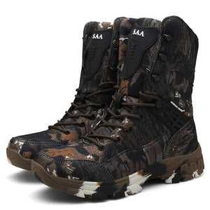 Boots Desert Camouflage Hunting Series, Color - brown