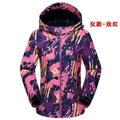 Jacket Parka Men and Woman Versions Camouflage , Color - for women5 Hunt Gear Store