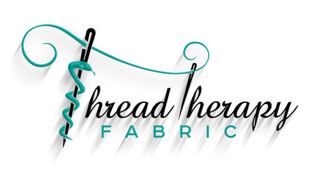 Thread Therapy Fabric