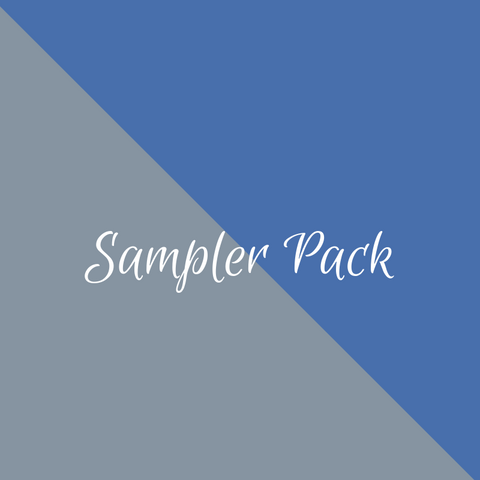 Bamboo Solids Sampler Pack