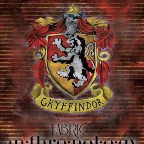 Gryffindor Shield Adult Panel