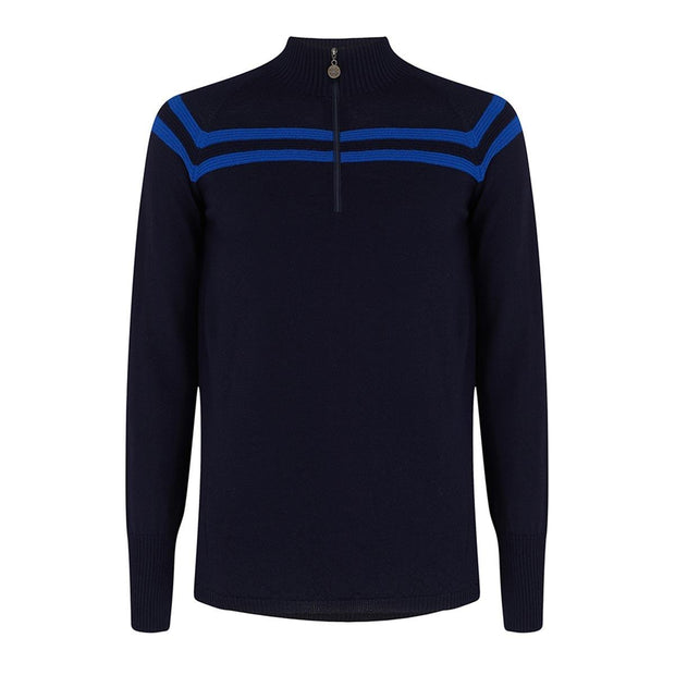 Mens Merino Jumper  - Snow Finel - Ski Wear - Ski Thermal - Outdoor clothing