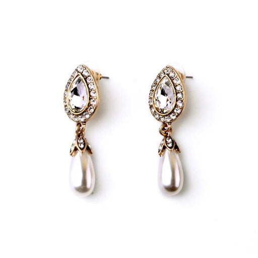 Anita Pearl Earrings