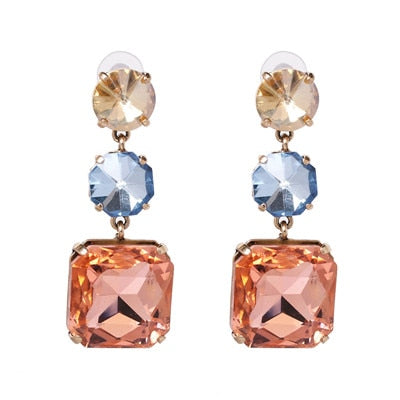 Zahara Crystal Earrings