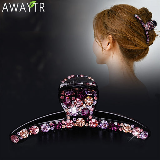 Awaytr Crystal Hair Claws (New Premium Collection)