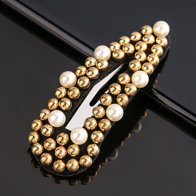 Olivia Pearl Hair Clips (New Collection)