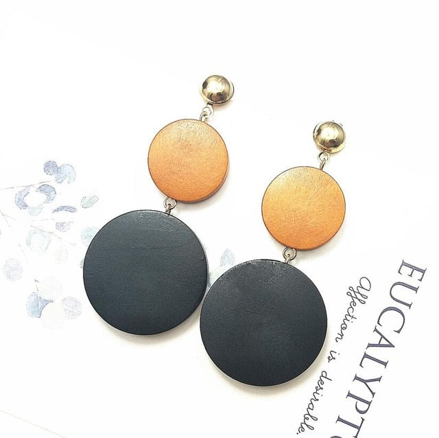 Helios Statement Earrings (New Collection)