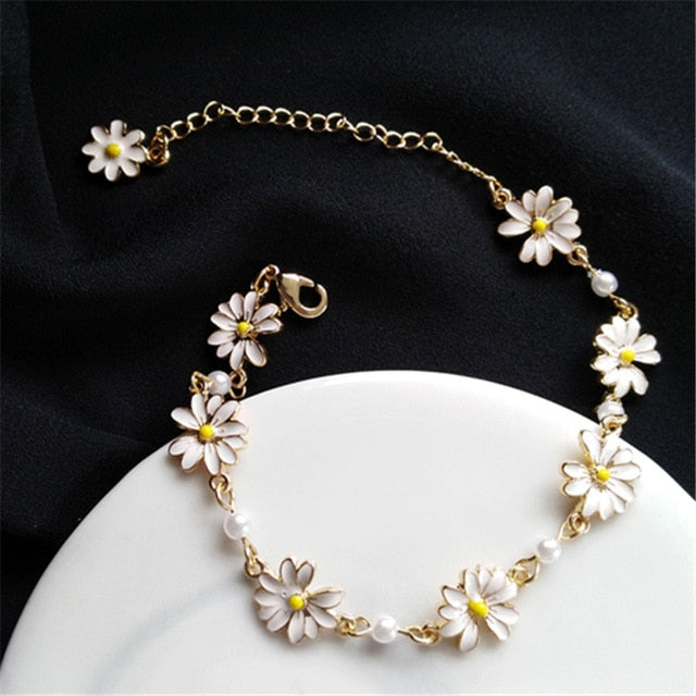 Chrysanthemum Bracelet (New Collection)