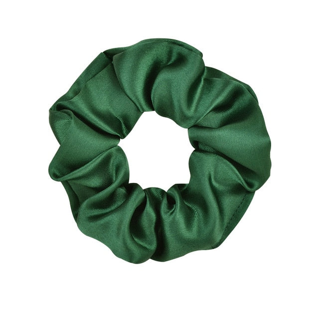 Mia Silk Scrunchies (New Collection)