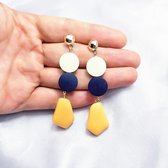 Dangle Statement Earrings (New Collection)