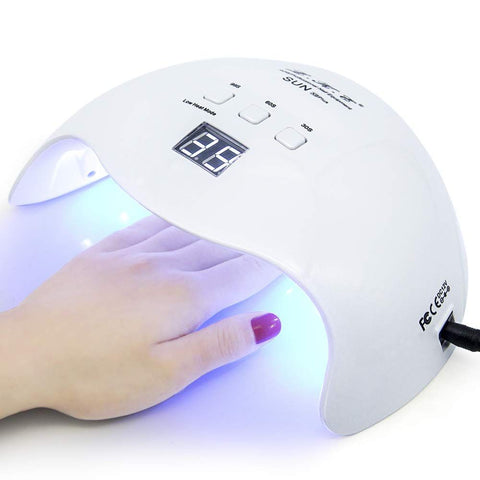 Image of Gel UV LED Nail Lamp