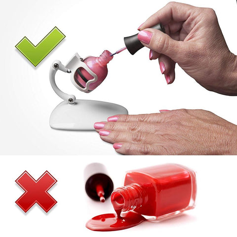 Image of Grip & Tip Nail Polish Holder