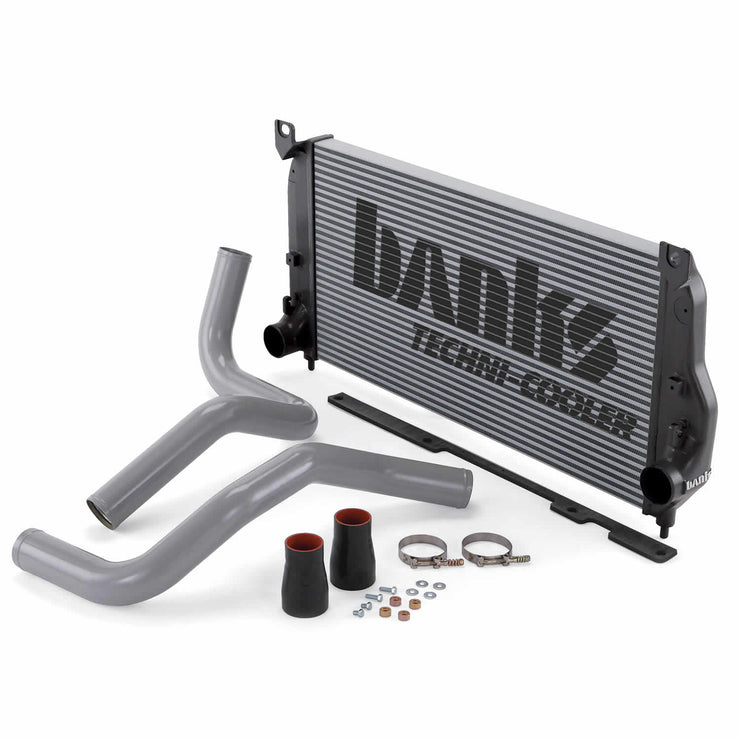 Intercooler System 02-04 Chevy/GMC 6.6 LB7 W/Boost Tubes Banks Power