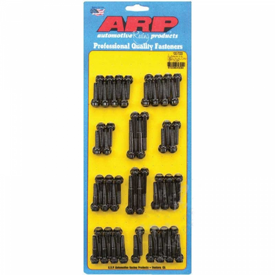 ARP 100-753X BLACK OXIDE VALVE COVER BOLT KIT