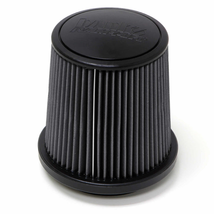 Air Filter Element Dry For Use W/Ram-Air Cold-Air Intake Systems 14-15 Chevy/GMC - Diesel/Gas Banks Power