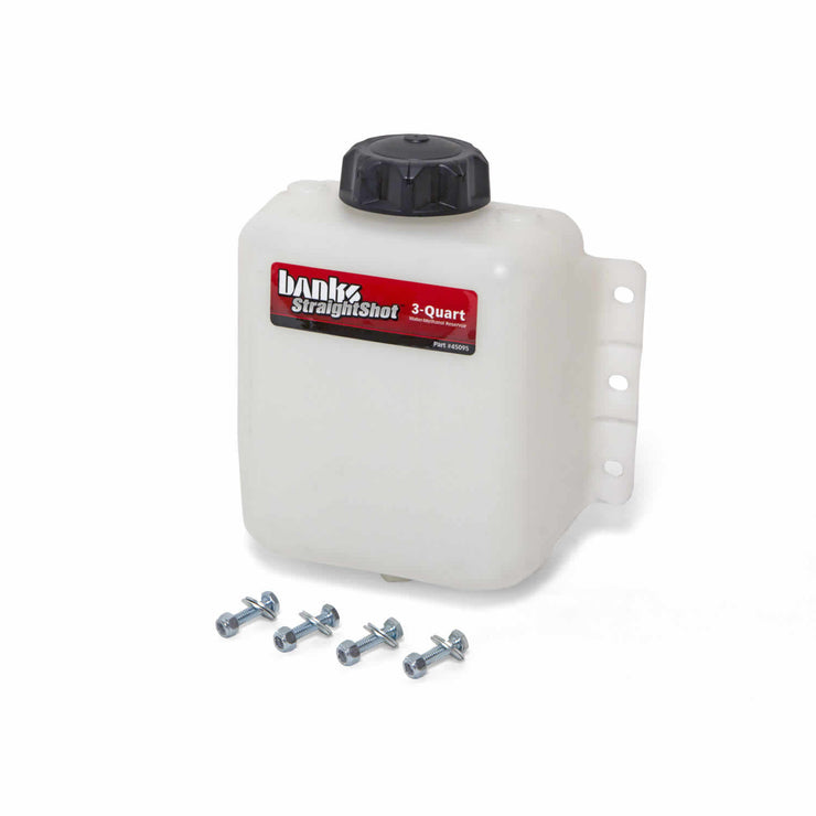 3 Quart Tank Kit Includes All Necessary Hardware Banks Power