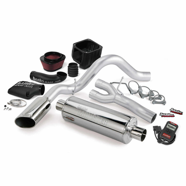 Stinger Bundle Power System 99-02 Chevy 4.8-5.3L ECSB Banks Power