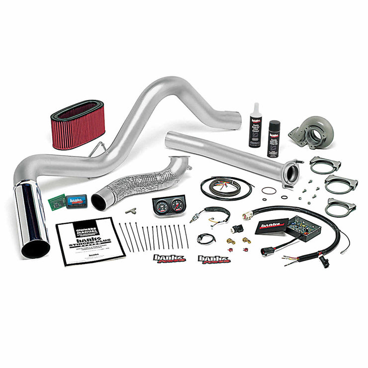 Stinger-Plus Bundle Power System 94-95.5 Ford 7.3L Manual Transmission Banks Power