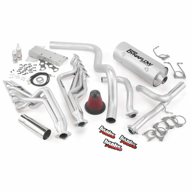 PowerPack Bundle Complete Power System 97-04 Ford 6.8L Class-C Motorhome E-350 EGR Equipped Banks Power