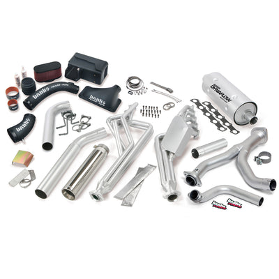 PowerPack Bundle Complete Power System 16-17 Ford 6.8L Class-A Motorhome Right Exit Banks Power