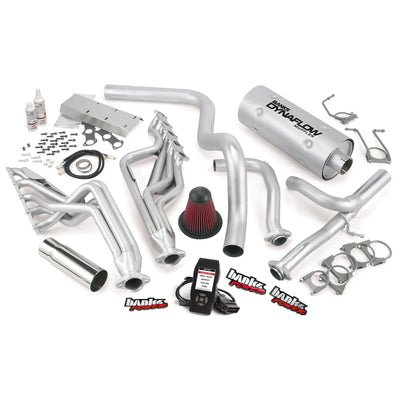 PowerPack Bundle Complete Power System W/AutoMind Programmer 05-06 Ford 6.8L Class-C Motorhome E-350 Banks Power