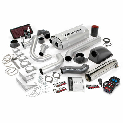 Stinger Bundle Power System W/AutoMind 01-04 GM 8.1L P-Series Motorhome Left Exit Banks Power