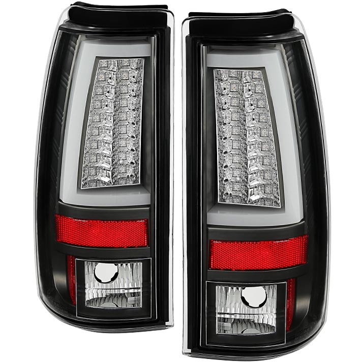 SPYDER 5081919 BLACK LED TAIL LIGHTS