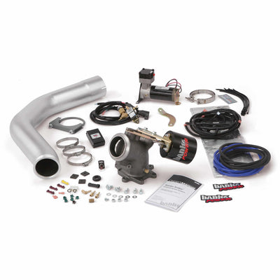 Brake Exhaust Braking System 99-99.5 Ford F-450/F-550 Super Duty 7.3L Banks Exhaust Banks Power